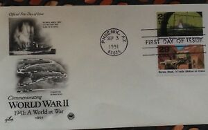 VINTAGE FIRST DAY OF ISSUE USPS 1ST CLASS POSTAL INCREASE  STAMPED ENVELOPE 1991