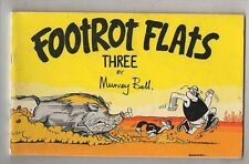 'FOOTROT FLATS  No 3  NZ 1ST EDITION' BY IMPRINT BOOKS  FINE  CONDITION