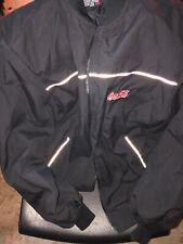VTG Coca Cola Mens Riverside Black Jacket With Thinsulate 3M Sz XL Long NWOT