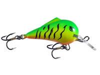 MC Tuffy 30 Ultra Light Wobbler - UL Fishing Angeln sinkend Rassel Crankbait
