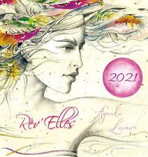 Agenda lunaire - Reves de Femmes - 2021 - Reve de Femme - Rev'elles