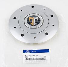 """KDM 02-09 Hyundai Tuscani 16"""" Wheel Center Cap *Genuine OEM* 4PC 52960 2C620"""