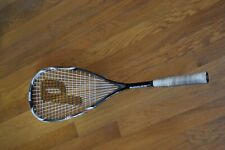 Prince Squash Racket TF Attack Titanium Force Lightly Used