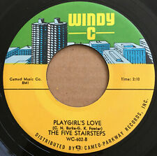 Five Stairsteps  Playgirl's Love (EX) Northern Soul