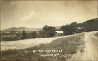 Waverly NY The Iron Kettle c1910 Real Photo Postcard