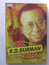101 R D Burman Hits Video Songs 3 DVD India Bollywood