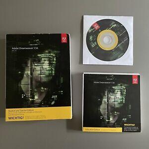 Adobe Dreamweaver 6 Design Standard deutsch Macintosh Vollversion CS6