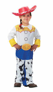 Disney Toy Story Jessie Toddler/child Costume Cute Ranch Theme Party Halloween