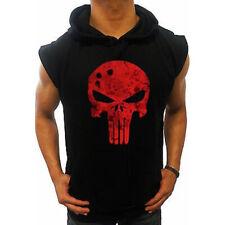 New Fashion Women//Men Skull Punisher 3D Print Casual Hoodie Sweatshirt K300