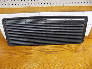 Jun 1984-1986 Chrysler Dodge Laser Daytona Turbo Hood Scoop Grille