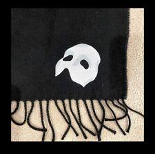 RARE Broadway Phantom of the Opera Lambswool Throw Blanket (Employee Gift)