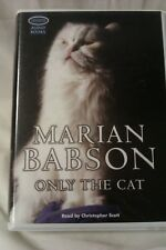 Only the Cat: Marian Babson: Unabridged Cassette Narr Christopher Scott