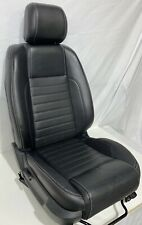 Ford Mustang 2010-2014 OEM Black Leather Seat RH / Passenger