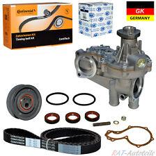 Zahnriemensatz Conti CT637K1 mit Wasserpumpe-VW Corrado,Golf I,II,III,IV,Passat