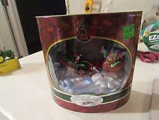 100% Hot Wheels 2001 Holiday Hot Wheels Snow Santa's New Toy