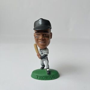 "1997 MLB 3"" Corinthian Headliners Frank Thomas Chicago White Sox figure Preowned"