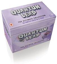 QUANTUM LEAP Complete Season Series 1 2 3 4 & 5 Collection Boxset NEW DVD R4