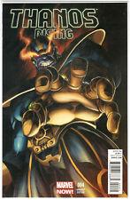 Thanos Rising #4 NM 1:25 Mike Deodato Jr. Variant Comic Sharp NM 2013