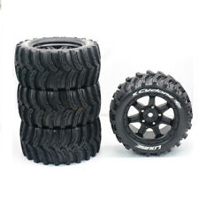 Off-road Tires Broadened Waterproof Tire Wide Wheel for 1/5 Traxxas X-MAXX XMAXX