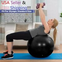 Exercise Workout Yoga Ball for Yoga Fitness Pilates Sculpting Balance with Pump