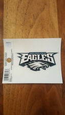 New Window Static Cling Philadelphia Eagles NFL Football