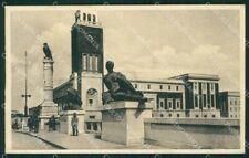 Pescara Città PIEGHINA cartolina KVM1190