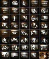Super-N 8 mm Film-Castle Films mit Untertitel-Comedy-Slapstick-Andy and Billy