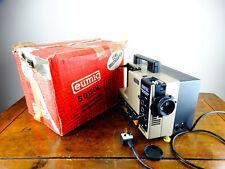 Eumig S 912 Gl Super 8 Sound Cine Film Projector with Optical Level Vintage 1979