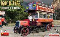 Miniart 38021 - 1/35 LGOC B-Type London Omnibus Plastic Model kit