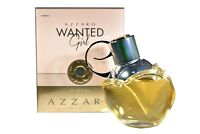 Wanted Girl By Azzaro 1.0 oz/ 30 ml - 2.7  oz / 80 ml Spray New & Sealed