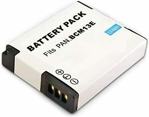 Battery For Panasonic Lumix DC-TS7 DMC-TZ61 DMC-TZ60 DMC-ZS40 DMC-ZS50