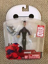 """New! Disney Big Hero 6 Six The Series - OBAKE - 5 1/2"""" Inch Figure - Bandai 2018"""