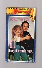 harry,ti presento sally...   - i grandi film di panorama- VHS