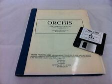 Orchis Org Chart Imaging Software Version 1.1 with Reference Manual