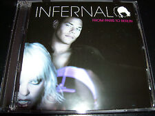 Infernal From Paris To Berlin – The Album CD – Like New