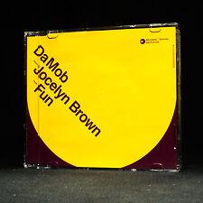 Da Mob Featuring Jocelyn Brown - Fun - music cd EP