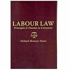 Labour Law: Principles and Practice in Cameroon by Michael A. Yanou (2011,...