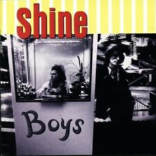 Shine (Geert de Groot)  : Boys / Ariola CD 1993 RAR!