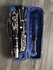 Original G.Rudolf Uebel Clarinet