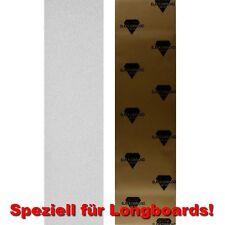 Clear Griptape für Longboards 10'' von Black Diamond / auch für alle Skate Decks