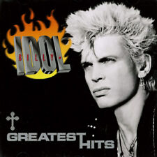 Billy Idol - Greatest Hits - 2001 (CD)