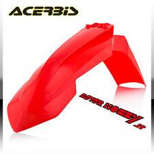 PARAFANGO ANTERIORE ACERBIS KTM SX - SXF 16-18  EXC - EXCF 17-18  ARANCIO FLUO