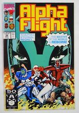VINTAGE! Marvel Comics Alpha Flight #96 (1991)