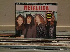 METALLICA THE COMPLETE GUIDE TO THE MUSIC   MINI BOOK NEW