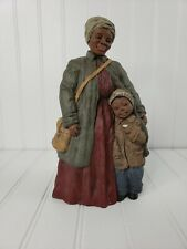 "All Gods Children ""Harriet Tubman & Daniel"" Martha Holcombe Figurine #216"