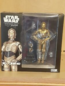 Star Wars Revoltech C-3PO 6inch Action Figure