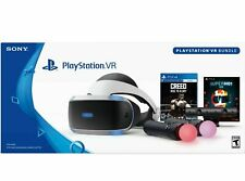 Sony PlayStation 4 5 PS4 VR Virtual Reality Bundle SUPERHOT +CREED Rise to Glory