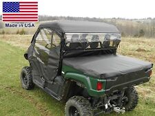 Yamaha Viking Full Cab Enclosure - Vinyl Windshield, Roof, Doors, Rear Window