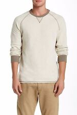 TOMMY Bahama SMALL Sweatshirt REVERSIBLE Cotton TENCEL Lyocell BEIGE Bob TWILLIN