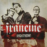 Francine - Rightnow! [CD]